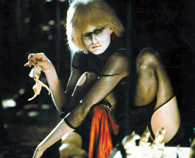 Daryl Hannah în Blade Runner