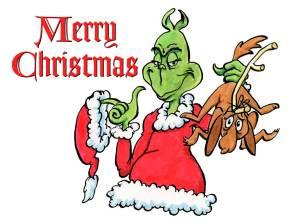 Grinch, iar ne-ai furat Crăciunul!