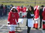 Crăciuniţele şi fetele de la Tnuva care au împărţit tortul