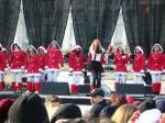 Ana Maria Ferenţ susţinută de Crăciuniţe