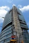 Millennium Center după dezastru