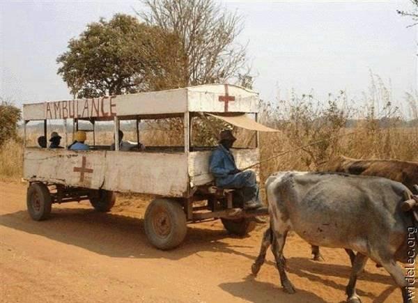 ambulanta africana